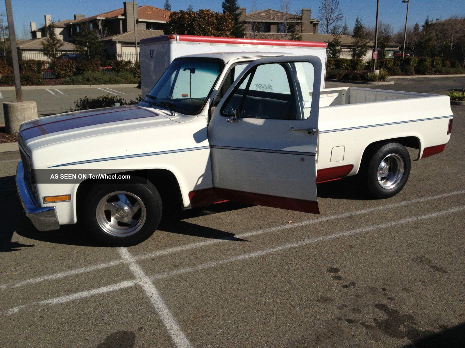 1981 chevrolet c10 custom deluxe standard cab pickup 2 for 10 door truck