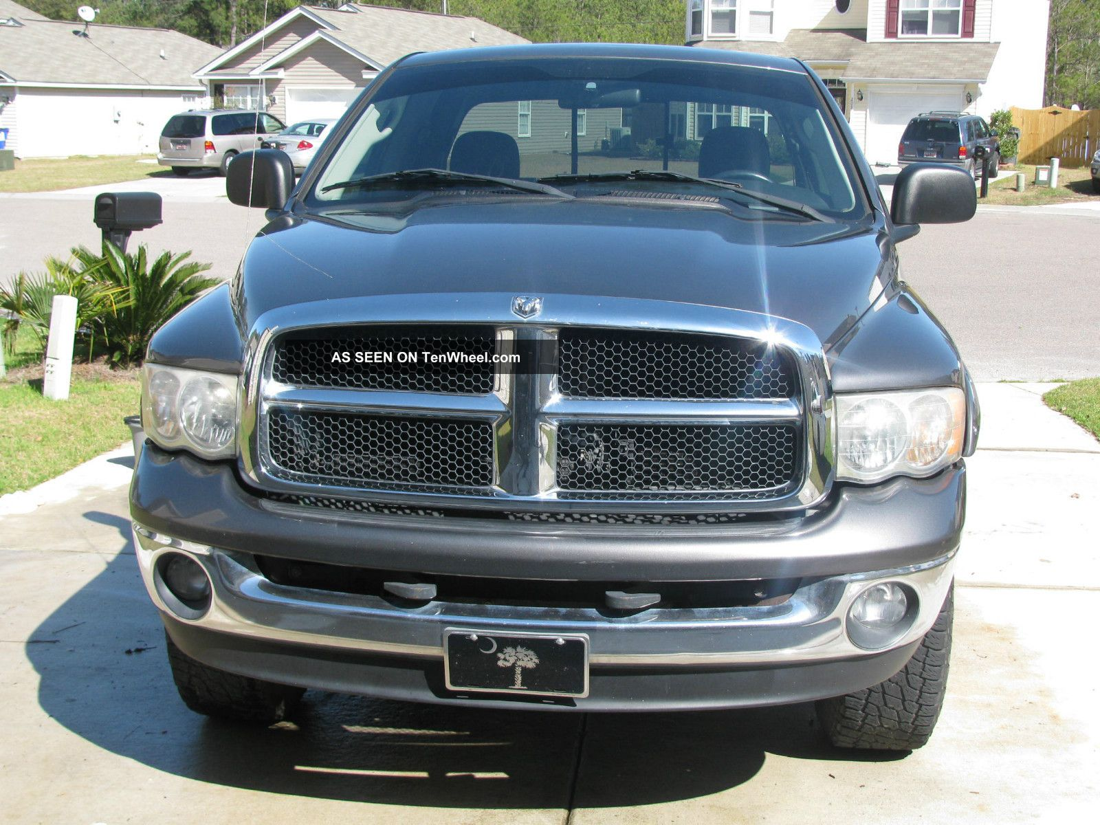 2003 dodge ram 1500 4x4 quad cab. Black Bedroom Furniture Sets. Home Design Ideas