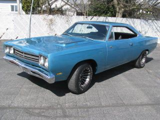 1969 Road Runner 4 Speed photo