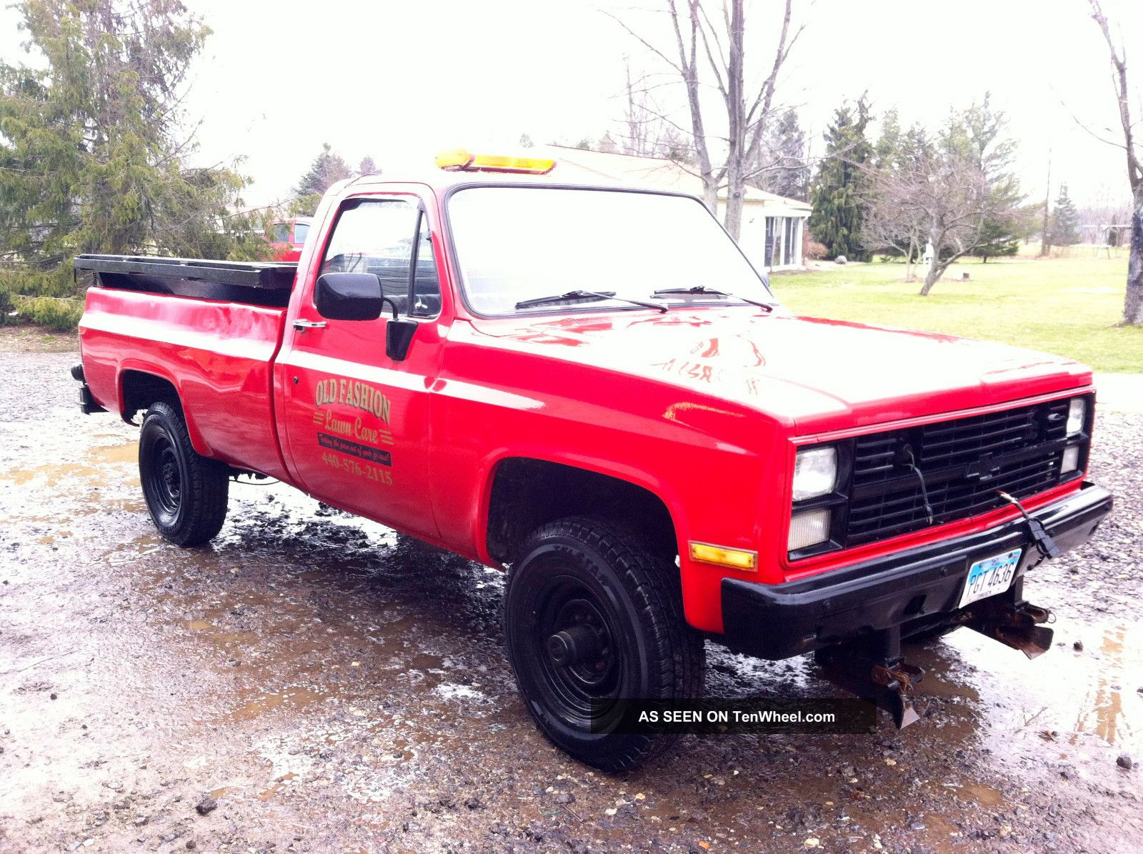 1986 Chevy G31 1008 Ex - Military Truck Other Pickups photo