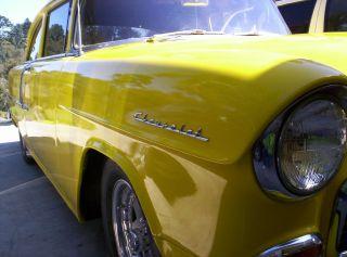 1955 Chevrolet Belair 210 Custom Billutt Motor And 9