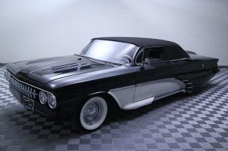 1961 Chevy Impala Custom Show Car.  One Of A Kind Build Frame Off photo