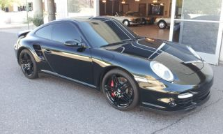 2007 Porsche 911 Turbo Coupe 2 - Door 3.  6l photo