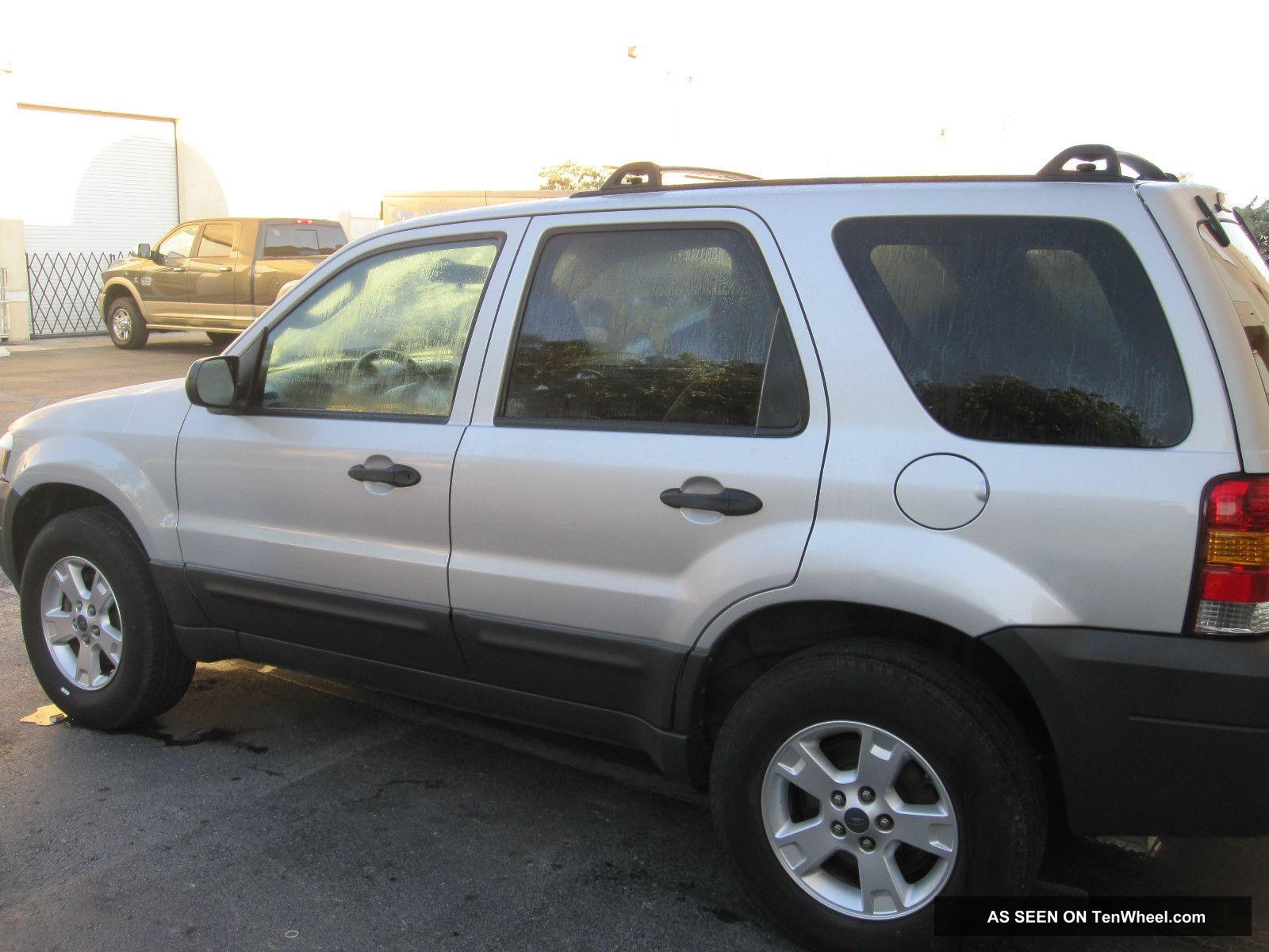 2007 Ford Escape Xlt Escape photo