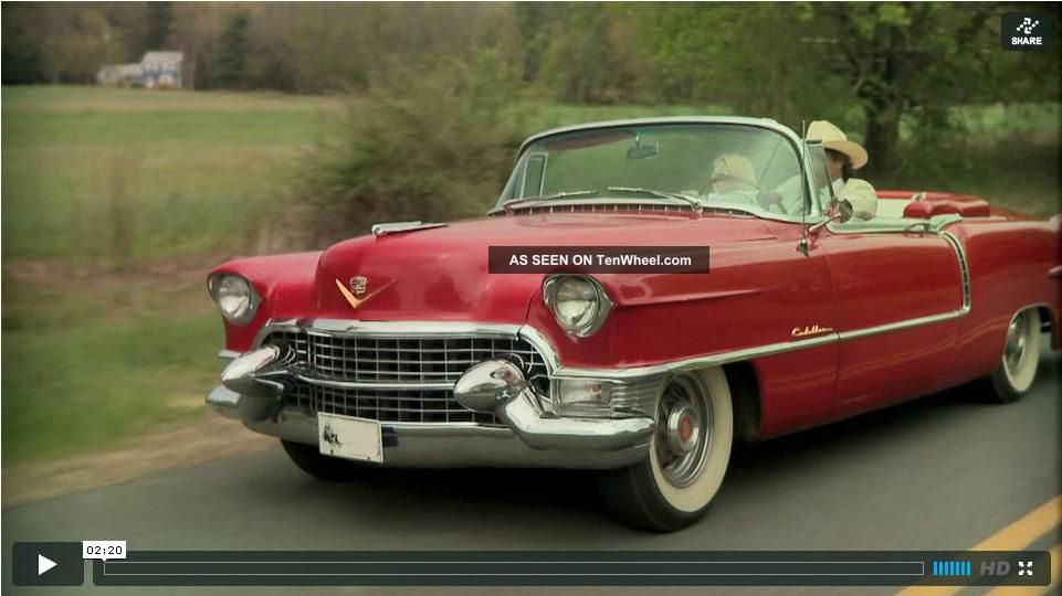 1955 Cadillac Eldorado Convertible Eldorado photo