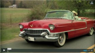1955 Cadillac Eldorado Convertible photo