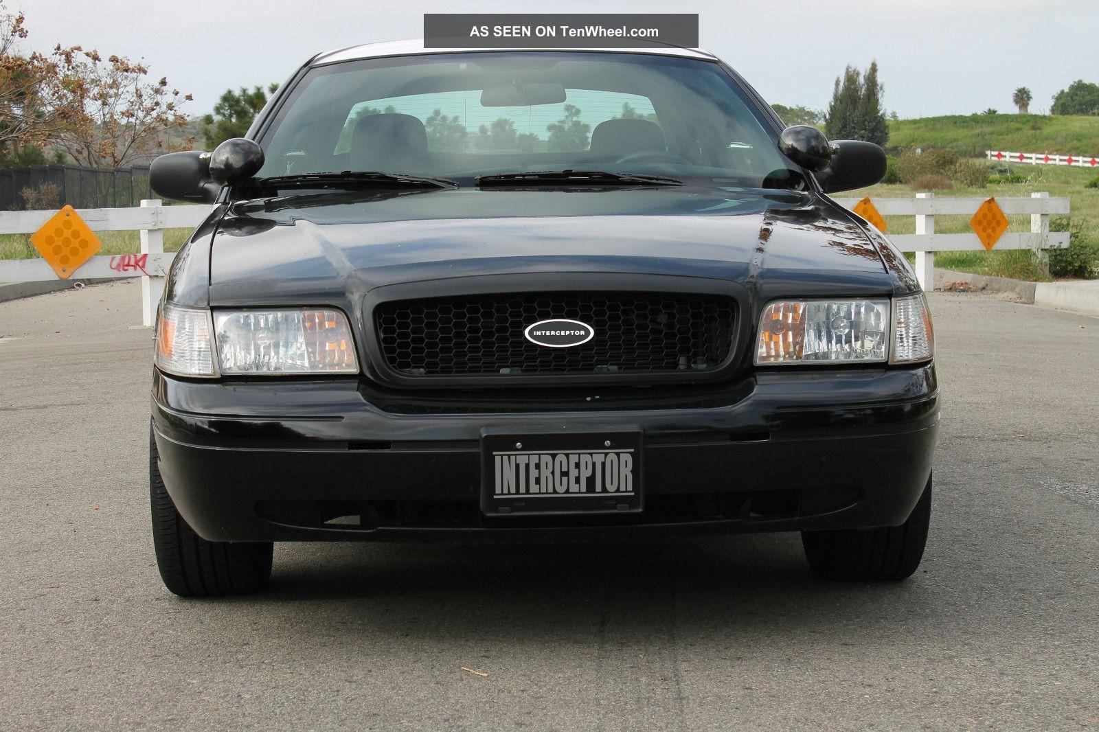 2008 ford crown victoria police interceptor 0 60. Black Bedroom Furniture Sets. Home Design Ideas