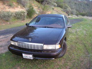 Chevy Caprice Lt1 1996 photo