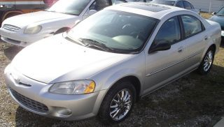 2003 Chrysler Sebring Lxi Sedan 4 - Door 2.  7l - Complete But Does Not Run photo