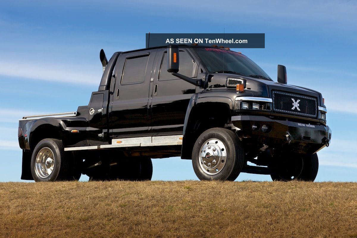 Images of Gmc C4500 4x4 Trucks For Sale