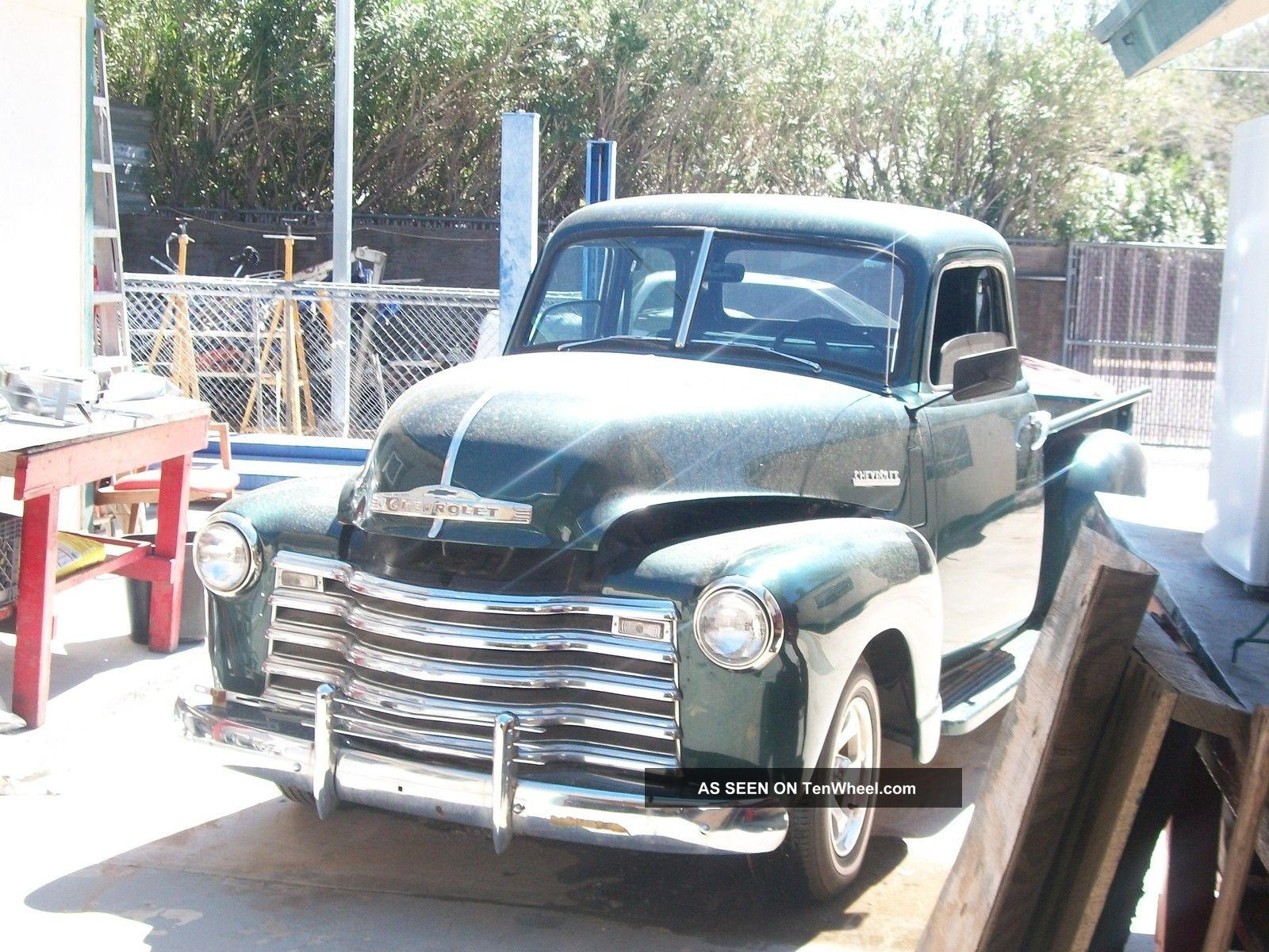 1955 Chevy 2nd Series Truck For Sale | Autos Weblog