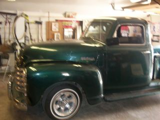 1949 Chevrolet 3100 5 Window Pickup photo