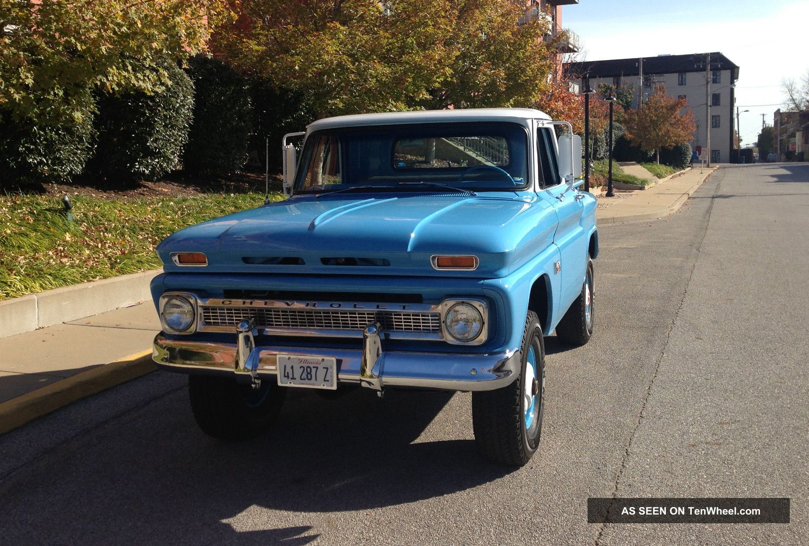 1966 chevrolet gm truck - photo #30