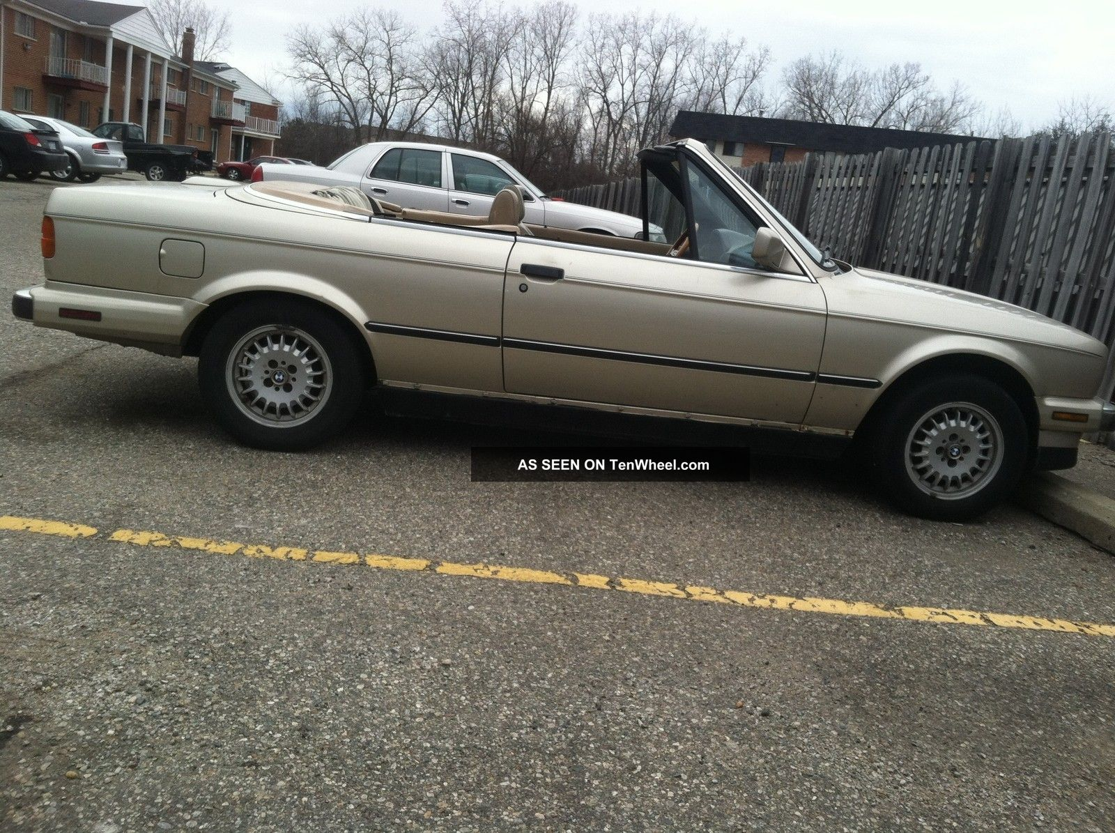 1989 bmw 325i convertible must sell. Black Bedroom Furniture Sets. Home Design Ideas