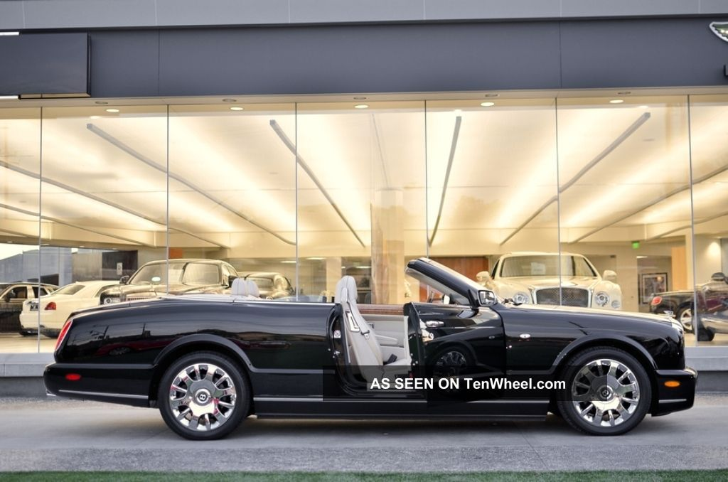 Used 2008 Bentley Azure Convertible Original MSRP $341K ...