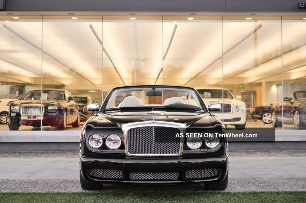 2008 Bentley Azure - Information and photos - ZombieDrive