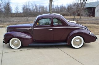 1940 Ford Standard Coupe photo