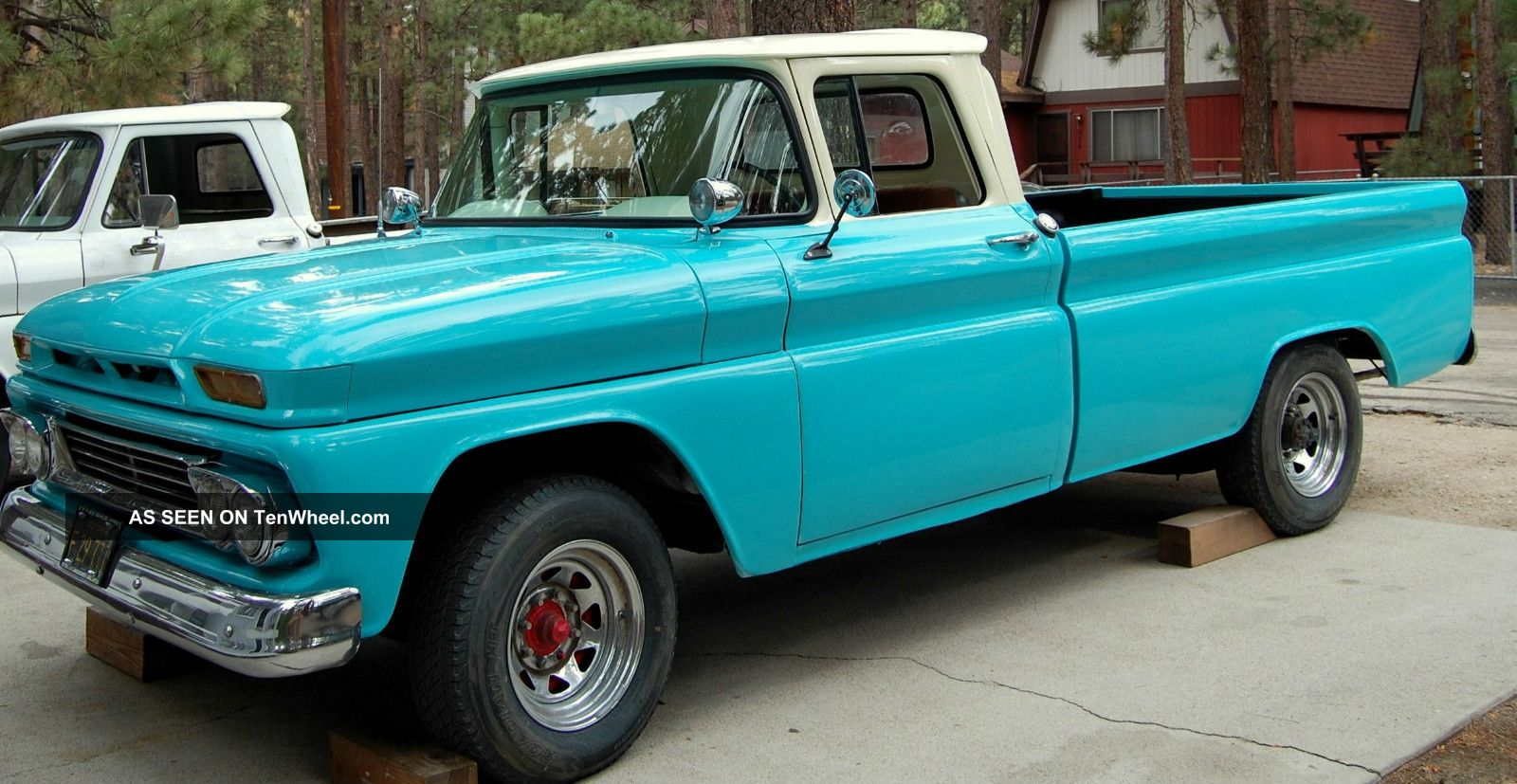 1960 C 20 Chevy Pickup Truck In Condition Rare 3 4 Ton With 1966 Gmc 1 2 Wiring Diagram