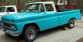 1960 C - 20 Chevy Pickup Truck In Condition Rare 3 / 4 Ton With photo