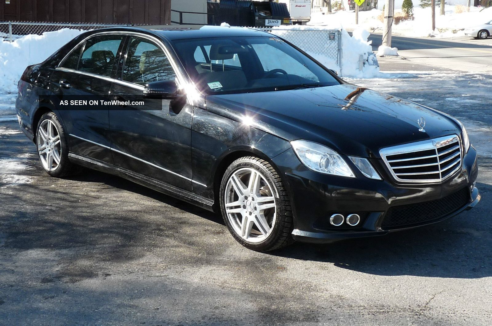 2010 mercedes benz e350 base sedan 4 door 3 5l