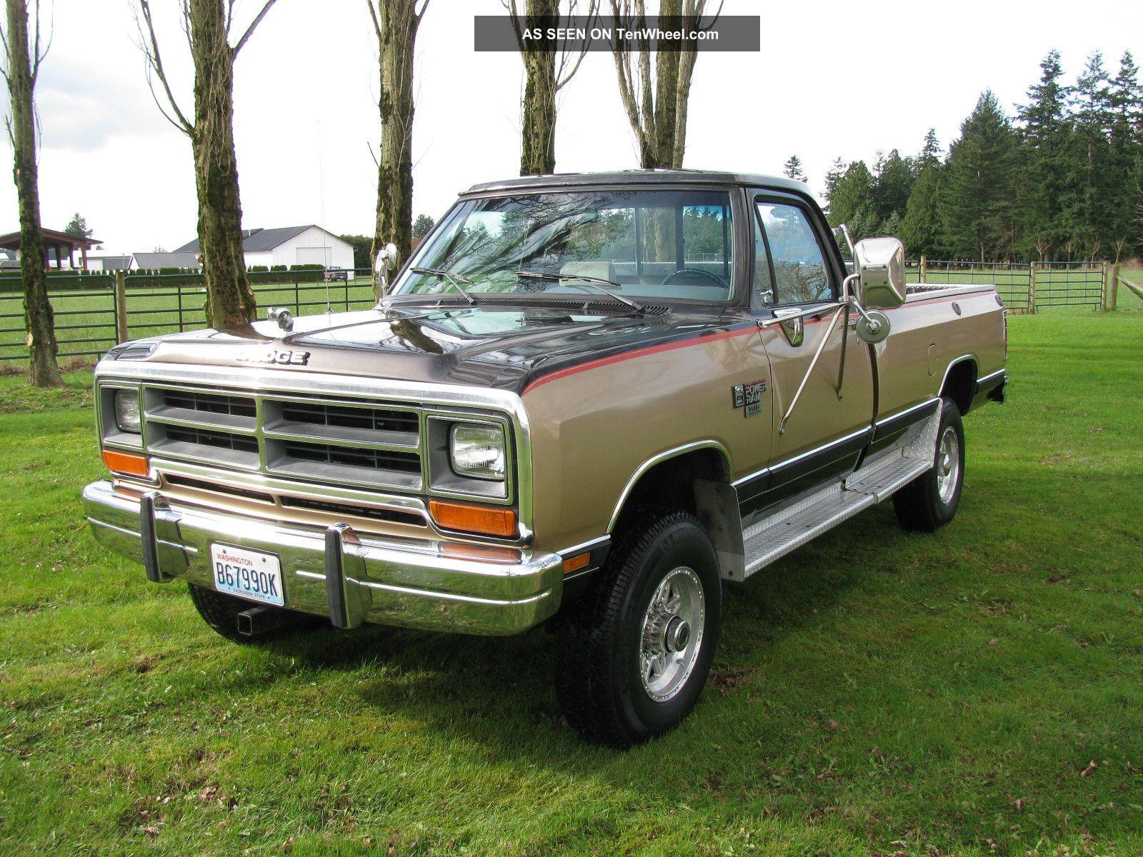 Dodge 6 Cyl Diesel Truck.html | Autos Post