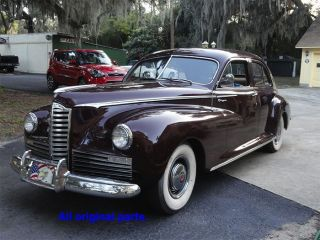 1947 Packard Clipper 6 4 - Door Sedan photo