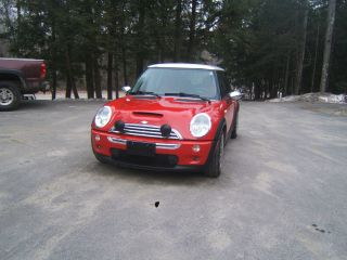 2004 Mini Cooper S photo