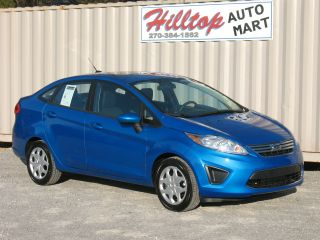 2012 Ford Fiesta Se,  Rebuilt,  Available, , photo