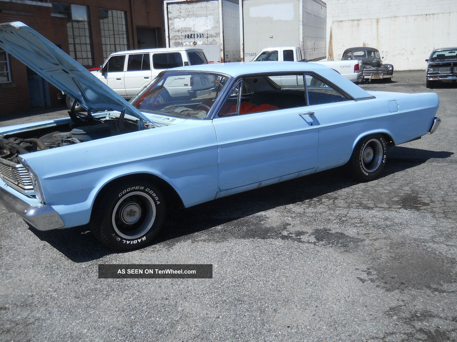 1965 ford galaxie 500. Cars Review. Best American Auto & Cars Review