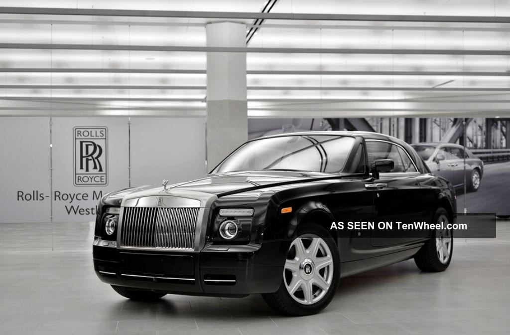 2009 Rolls Royce Phantom Coupe Coupe 2 - Door 6.  7l Phantom photo