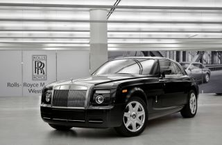2009 Rolls Royce Phantom Coupe Coupe 2 - Door 6.  7l photo