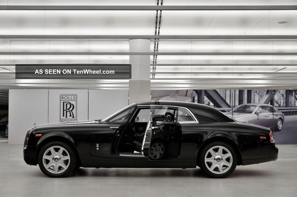 2009 Rolls Royce Phantom Coupe Coupe 2 - Door 6. 7l