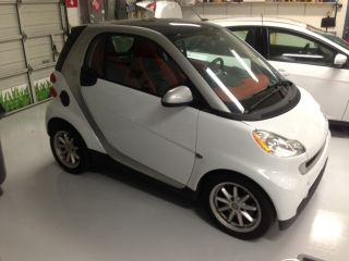 "Smart Car ""fortwo"" 2008 photo"