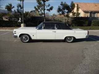 Amc Ambassador 1966,  Convertible photo