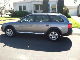 2004 Audi Allroad 2.  7 photo
