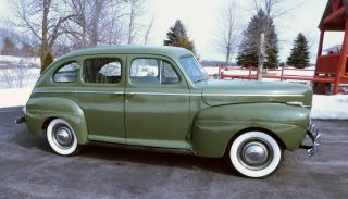 1941 Ford Deluxe 4 - Dr Suicide Doors Gorgeous photo