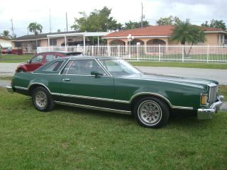 1979 Mercury Cougar Base 2 - Door 5.  0l photo
