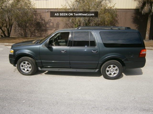 2009 Ford Expedition Xlt El Expedition photo