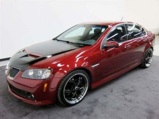 Gt Sedan 4 - Door 2009 Pontiac G8 photo