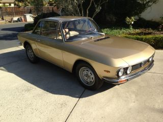 1972 Lancia Fulvia (not Ferrari Or Fiat) photo