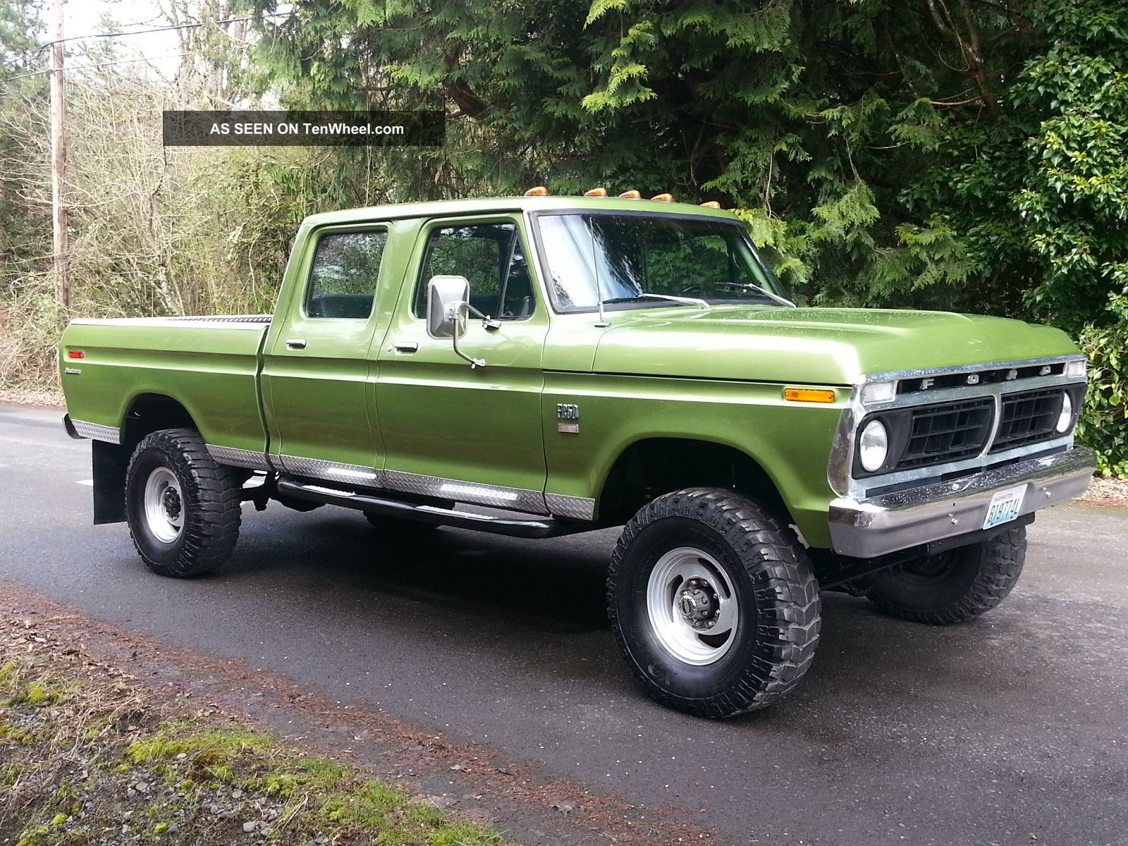 1974 ford f 250 highboy submited images