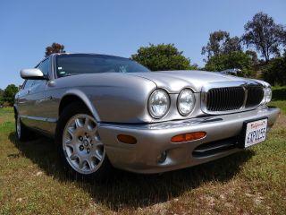 2000 Jaguar Xj8 Base Sedan 4 - Door 4.  0l photo