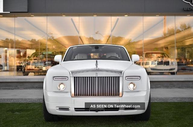 2011 Rolls Royce Phantom Drophead Coupe Convertible 2 ...