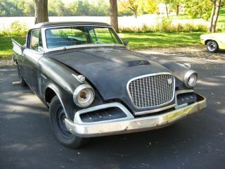 1957 Studebaker Golden Hawk photo