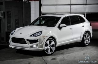 "2012 Porsche Cayenne ""hofele Cayster Gt 670 Wide Body Kit"" photo"