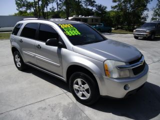 2007 Chevrolet Equinox Ls =zero Accidents=no Reserve= photo