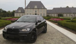 2011 Bmw X6 M Sport Utility Loaded Includes $7000 Oem Wheel & Tire Package photo