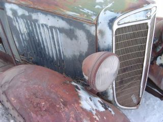 1935 International Halfton Pickup photo