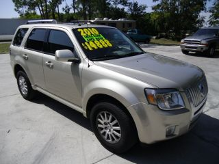 2010 Mercury Mariner Premier =zero Accidents=no Reserve= photo
