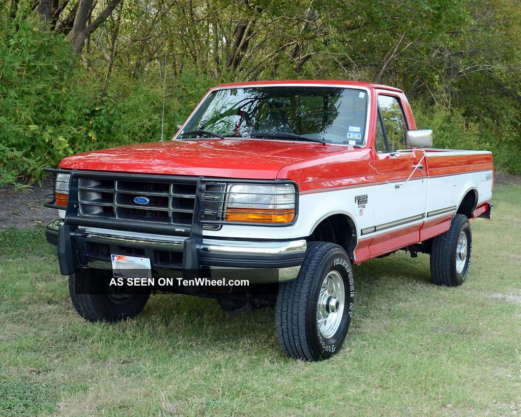 1997 ford f 350 xlt single rear wheel 4x4 7 3 turbo diesel 5 speed. Black Bedroom Furniture Sets. Home Design Ideas